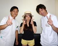 田所亜希子 様(20代) 写真
